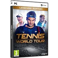 Tennis World Tour - Legendární edice - Hra pro PC