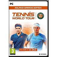 Tennis World Tour - RG Edition - Hra pro PC
