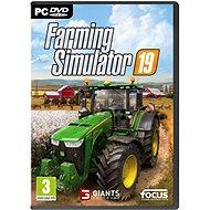 Farming Simulator 19 - Hra pro PC