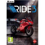 RIDE 3 - Hra pro PC
