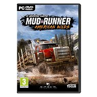 Spintires: MudRunner - American Wilds Edition - Hra pro PC
