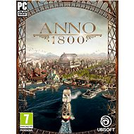 ANNO 1800 - D1 Edition - Hra pro PC