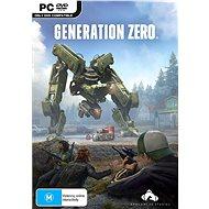 Generation Zero - Hra pro PC