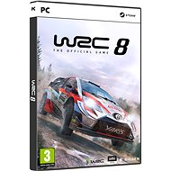 WRC 8 The Official Game - Hra pro PC