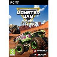 Monster Jam: Steel Titans - Hra pro PC