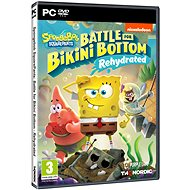 Spongebob SquarePants: Battle for Bikini Bottom - Rehydrated - Hra pro PC