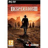 Desperados III - Hra pro PC