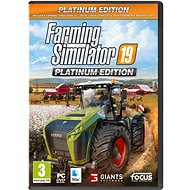 Farming Simulator 19 Platinum Edition - Hra pro PC