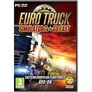 Euro Truck Simulator 2: Na východ! CZ - Herní doplněk