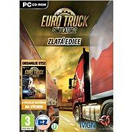 Euro Truck Simulator 2 Gold - Hra pro PC
