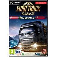 Euro Truck Simulator 2: Skandinávie CZ - Herní doplněk