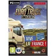 Euro Truck Simulator 2: Vive la France! - Herní doplněk