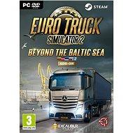 Euro Truck Simulator 2: Pobaltí - Herní doplněk