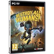 Destroy All Humans! - Hra pro PC