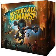 Destroy All Humans! DNA Collector's Edition - Hra pro PC