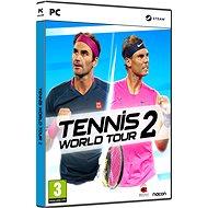 Tennis World Tour 2 - Hra na PC