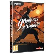 9 Monkeys of Shaolin - Hra na PC