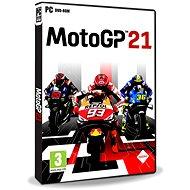 MotoGP 21 - Hra na PC
