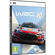 WRC 10 The Official Game - Hra na PC