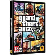 Grand Theft Auto V (GTA 5) - Hra pro PC