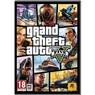 Grand Theft Auto V (GTA 5) - Hra pro PC