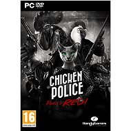 Chicken Police - Paint it RED! - Hra na PC