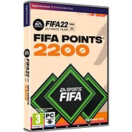 FIFA 22 ULTIMATE TEAM 2200 POINTS