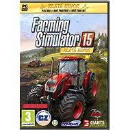 Farming Simulator 15 - Zlatá edice - Hra pro PC