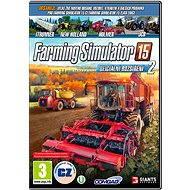 Farming Simulator 15 - Oficiální rozšíření 2 - Herní doplněk