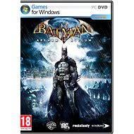 Batman: Arkham Asylum GOTY PKK - Hra pro PC