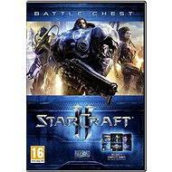 Starcraft II: Battlechest V2 - Hra pro PC