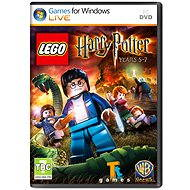 LEGO Harry Potter: Years 5-7 - Hra pro PC
