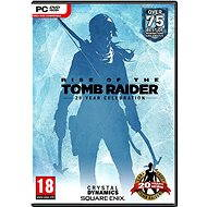 Rise of The Tomb Raider 20th Celebration Edition - Hra pro PC