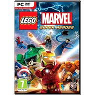 LEGO Marvel Super Heroes - Hra pro PC