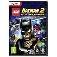 LEGO Batman 2: DC Super Heroes - Hra pro PC