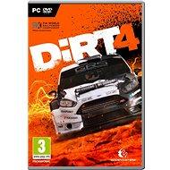 DiRT 4 - Hra pro PC