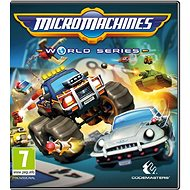 Micro Machines World Series - Hra pro PC