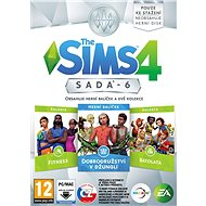 The Sims 4 Bundle Pack 6 - Gaming Accessory