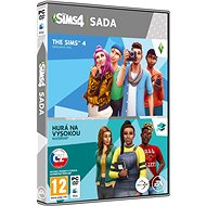 The Sims 4: Hooray for High Bundle (Full Game + Expansion) - PC Game
