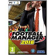 Football Manager 2016 - Hra pro PC
