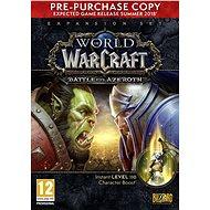 World of Warcraft: Battle for Azeroth Prepurchase Pack - Herní doplněk