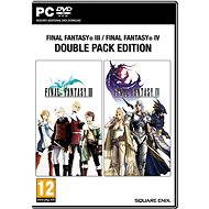 Final Fantasy III / Final Fantasy IV Double Pack Edition - Hra pro PC