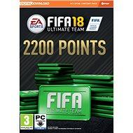 FIFA 18 - 2200 FUT Points - Herní doplněk