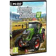 Farming Simulator 17 - Hra pro PC