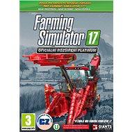 Farming Simulator 17 - Oficiální rozšíření Platinum - Herní doplněk