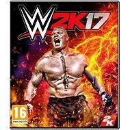 WWE 2K17 - Hra pro PC