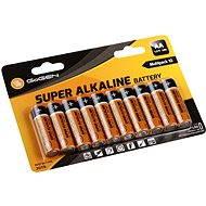 Gogen AA LR06 Super Alkaline 10 - Baterie