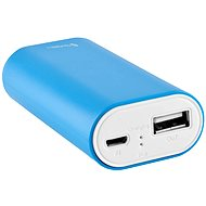 Gogen Power Bank 4000 mAh bílo-modrá - Power Bank