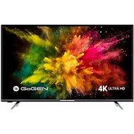 "50"" Gogen TVU 50W652STWEB - Televize"