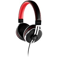 Gogen HC 01R red and black - Headphones